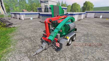 Jenz HEM 583 Z for Farming Simulator 2015