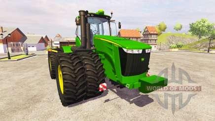John Deere 9560 v2.0 for Farming Simulator 2013