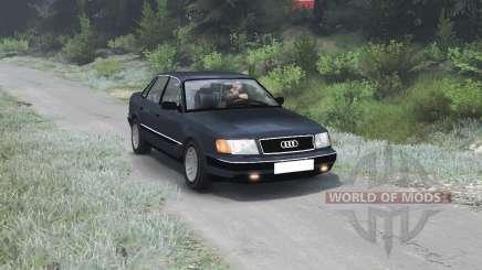 Audi 100 Quattro [03.03.16] for Spin Tires