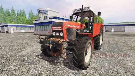 Zetor 16145 Turbo v2.0 for Farming Simulator 2015