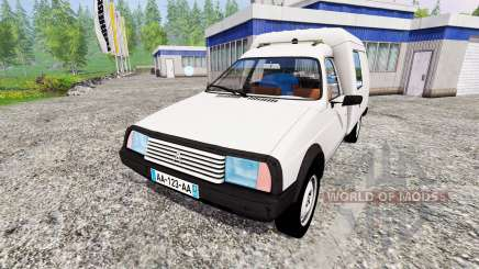 Citroen C15 for Farming Simulator 2015