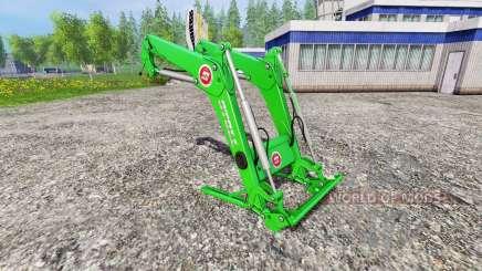 Stoll FZ-30 for Farming Simulator 2015