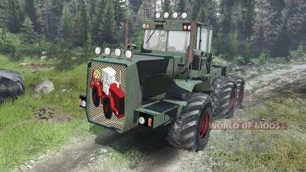 K-710 kirovec 6x6 [03.03.16] for Spin Tires