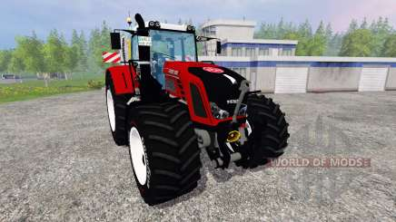Fendt 939 Vario v0.5 for Farming Simulator 2015