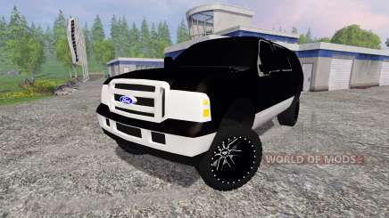 Ford Excursion for Farming Simulator 2015