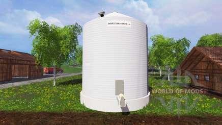 Silo Meridian for Farming Simulator 2015