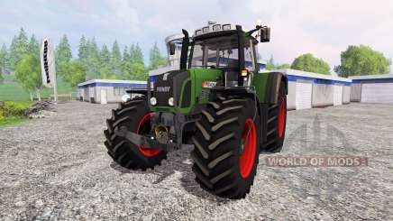 Fendt 820 Vario TMS FL for Farming Simulator 2015