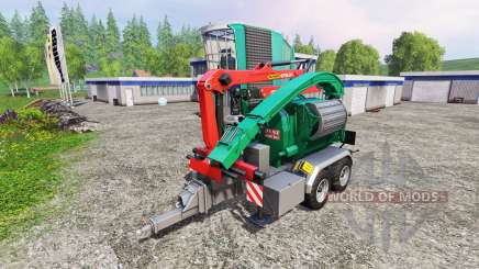 Jenz HEM 583 Z v3.0 for Farming Simulator 2015