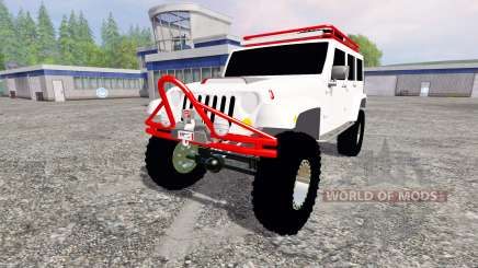 Jeep Wrangler for Farming Simulator 2015