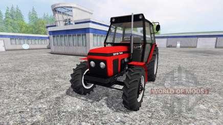 Zetor 7245 v1.0 for Farming Simulator 2015