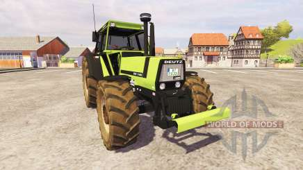 Deutz-Fahr DX 140 for Farming Simulator 2013