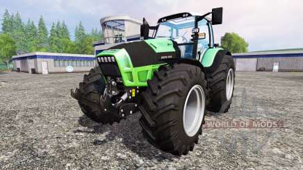 Deutz-Fahr Agrotron L730 v2.0 for Farming Simulator 2015
