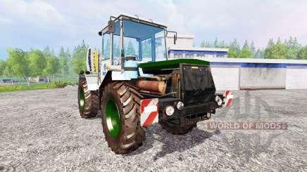 Skoda ST 180 [green] for Farming Simulator 2015