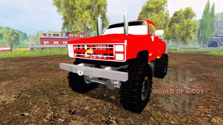 Chevrolet K5 Blazer v1.0 for Farming Simulator 2015