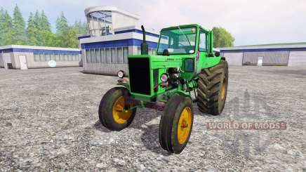 MTZ-80 Belarusian v1.0 for Farming Simulator 2015