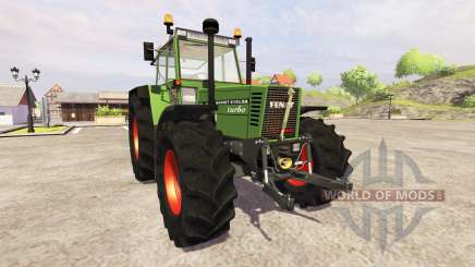 Fendt Favorit 615 LSA Turbomatic for Farming Simulator 2013