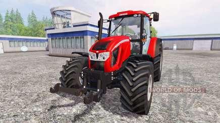 Zetor Forterra 150 HD v2.0 for Farming Simulator 2015