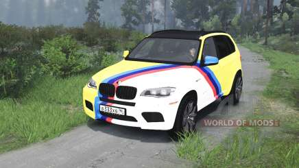 BMW X5 M [03.03.16] for Spin Tires