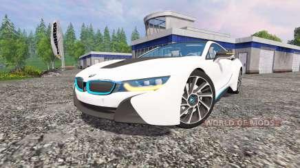 BMW i8 v1.5 for Farming Simulator 2015