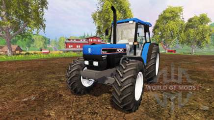Ford 7840 for Farming Simulator 2015