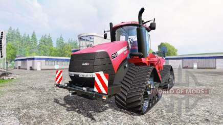 Case IH Quadtrac 620 v1.5 for Farming Simulator 2015
