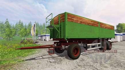 Kempf 24T for Farming Simulator 2015