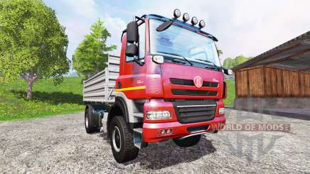 Tatra Phoenix T 158 4x4 Tipper for Farming Simulator 2015