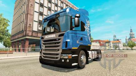 Scania R420 Highline v2.8 for Euro Truck Simulator 2