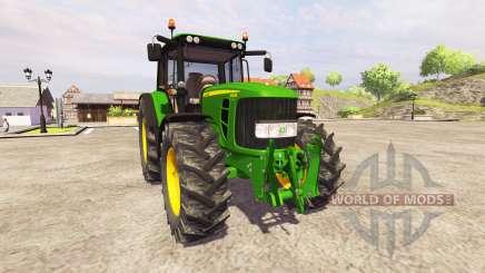 John Deere 6830 Premium v1.1 for Farming Simulator 2013