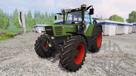 Fendt Favorit 515C Turbomatic [washable] for Farming Simulator 2015