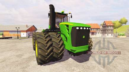 John Deere 9630 v2.1 for Farming Simulator 2013