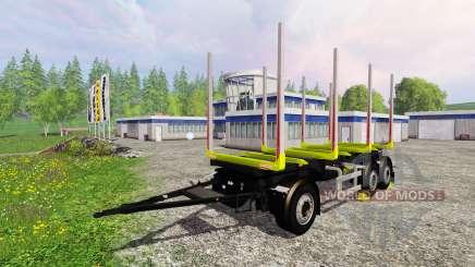 Riedler-Anhanger for Farming Simulator 2015