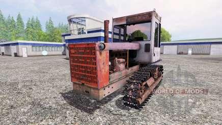 T-4A.01 v2.1 for Farming Simulator 2015