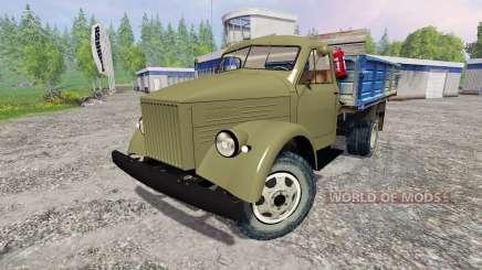 GAZ-51 4x2 for Farming Simulator 2015