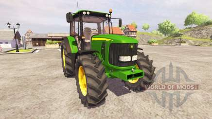John Deere 6620 for Farming Simulator 2013