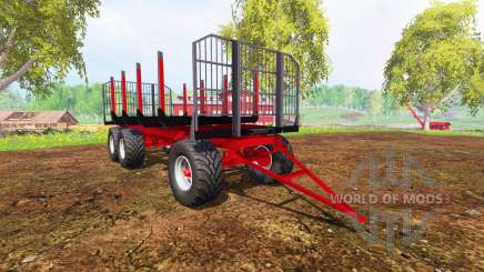 Kroger Timber v2.0 for Farming Simulator 2015