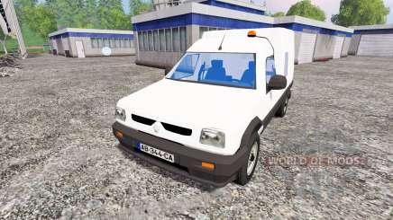 Renault Express D65 for Farming Simulator 2015
