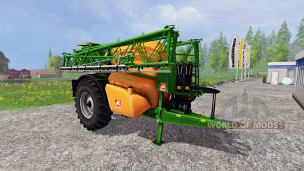 Amazone UX5200 v0.99 for Farming Simulator 2015