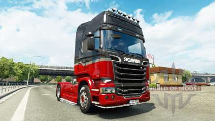 Scania R730 2008 for Euro Truck Simulator 2