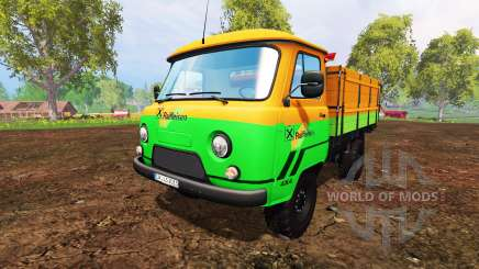 UAZ-452D [Raiffeisen] for Farming Simulator 2015