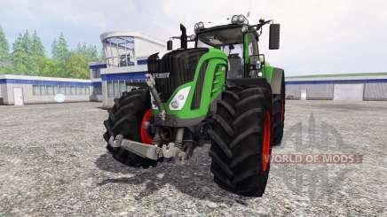 Fendt 936 Vario S4 v0.9 for Farming Simulator 2015