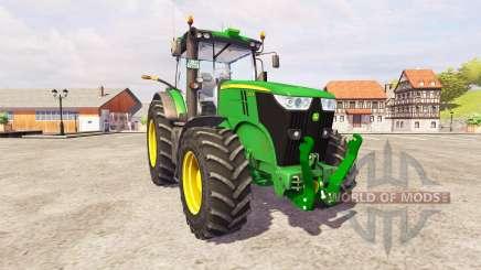 John Deere 7200R for Farming Simulator 2013