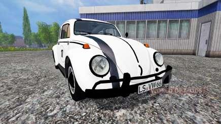 Volkswagen Beetle Turbo Rally v0.5 for Farming Simulator 2015