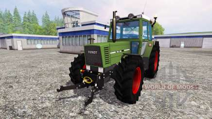 Fendt Farmer 310 LSA v3.0 for Farming Simulator 2015