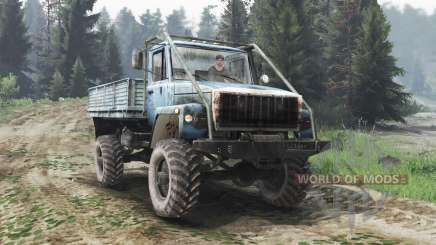 GAZ-3308 [03.03.16] for Spin Tires