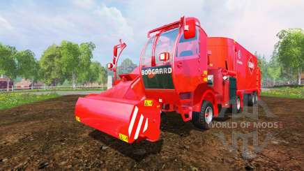 Kuhn SPV 14 XXL [red] for Farming Simulator 2015