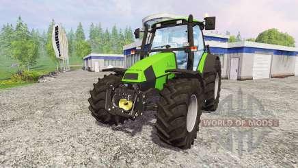 Deutz-Fahr Agrotron 120 Mk3 [washable] for Farming Simulator 2015