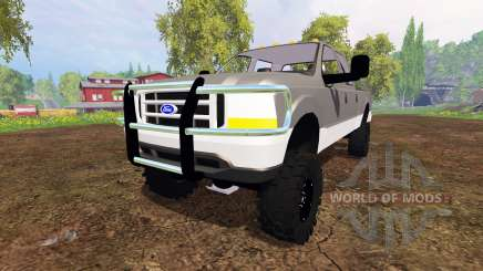 Ford F-250 v1.2 for Farming Simulator 2015