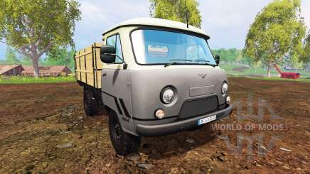 UAZ-452D v1.05 for Farming Simulator 2015