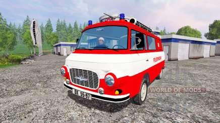 Barkas B1000 [feuerwehr] for Farming Simulator 2015